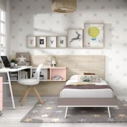 Cómo cambiar un dormitorio de infantil a juvenil sin presupuesto