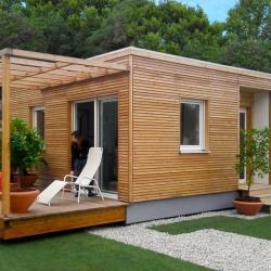 ¿Cómo se puede financiar la construcción de una casa prefabricada?