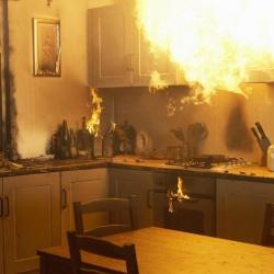 Incendio en casa: cómo actuar